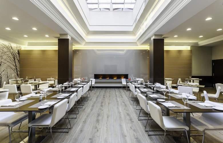 Ilunion Suites Madrid - Restaurant - 4