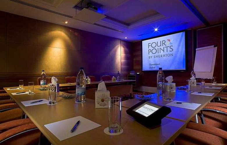 Four Points by Sheraton Downtown Dubai - Conference - 7