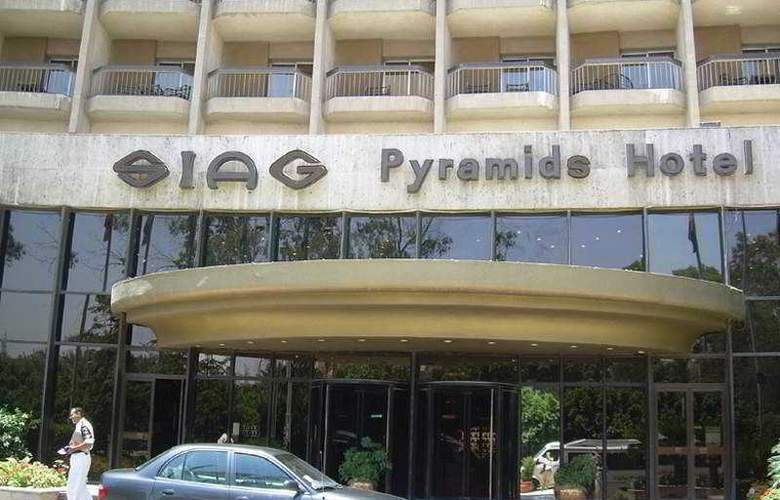 Siag Pyramids - Hotel - 0