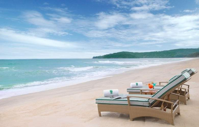 Banyan Tree Spa Sanctuary Phuket - Beach - 3