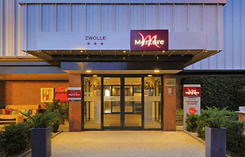 Mercure Zwolle - Hotel - 0