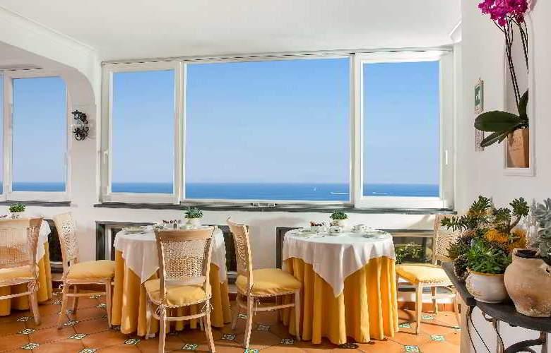 Villa Garden - Restaurant - 8