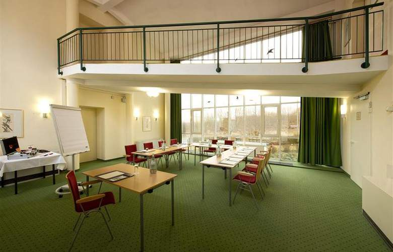 Best Western Premier Hotel Villa Stokkum - Conference - 73