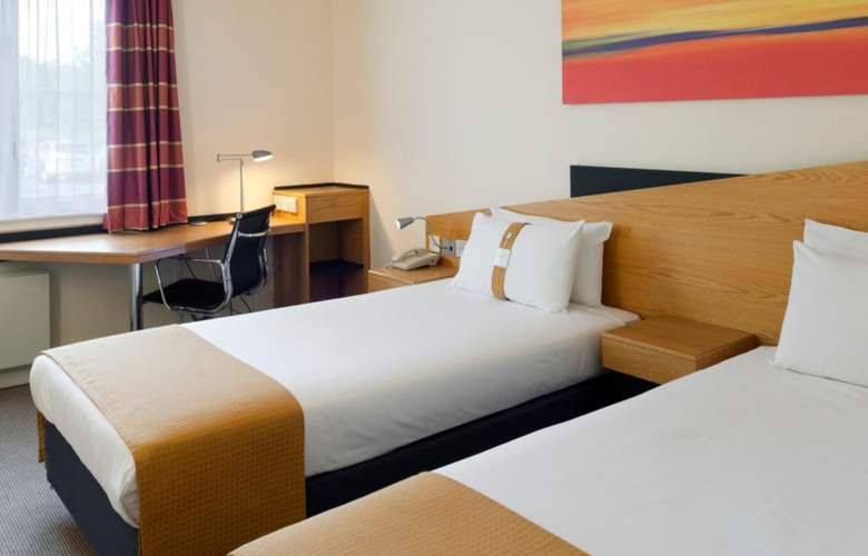 Holiday Inn Express Strathclyde Park M74, Jct.5 - Room - 1