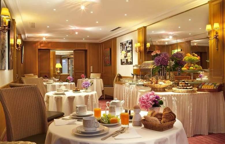 Best Western Premier Horset Opera - Restaurant - 12
