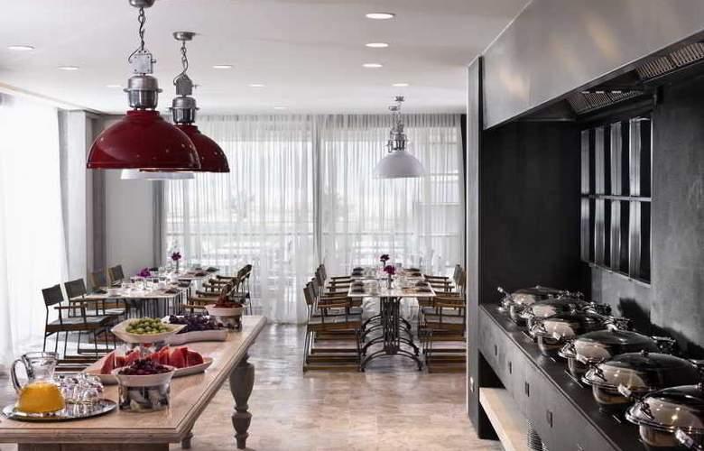 D-Resort Gocek - Restaurant - 25