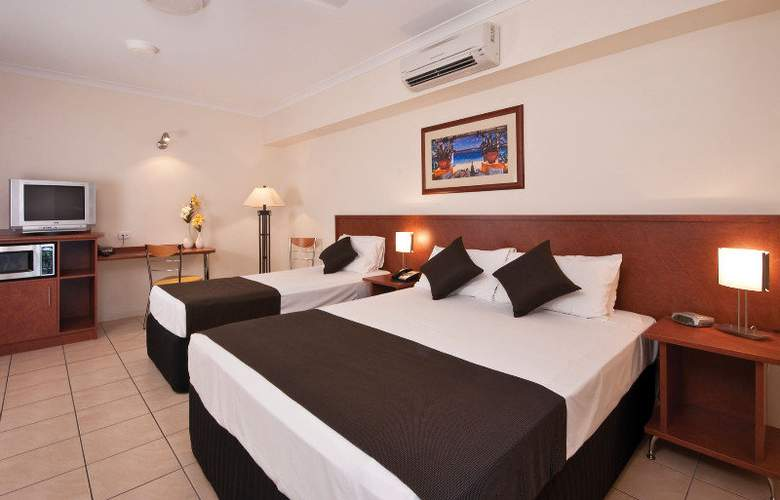 Cairns Queens Court - Room - 5