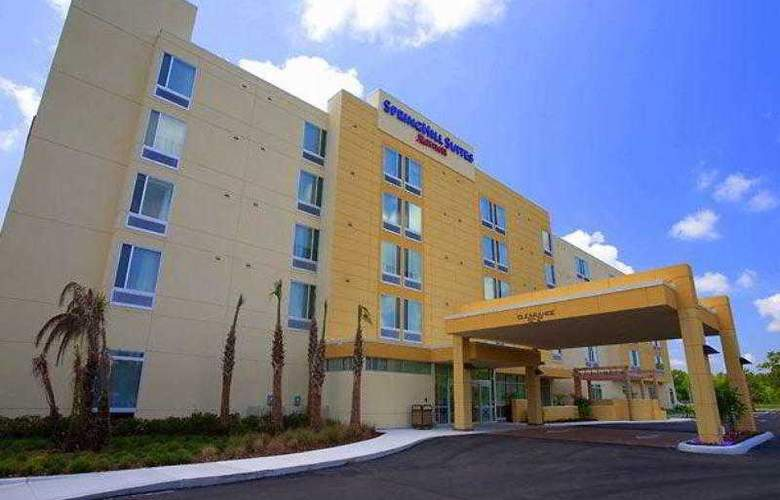 SpringHill Suites Tampa North/I-75 Tampa Palms - Hotel - 0