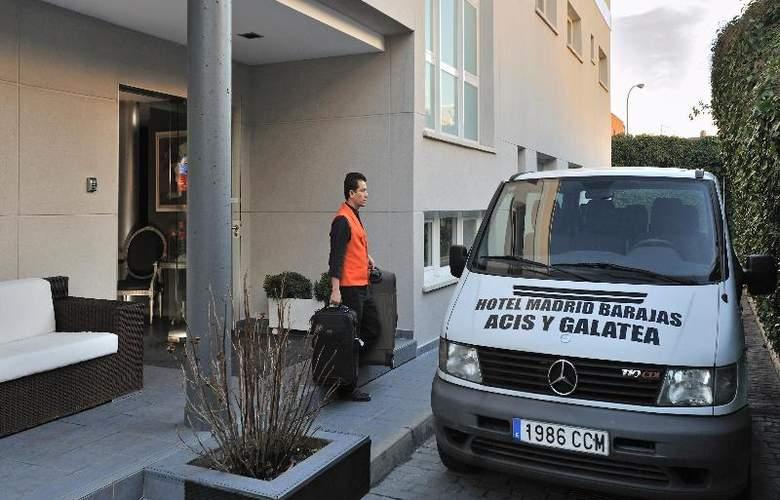Globales Acis & Galatea Hotel - General - 9