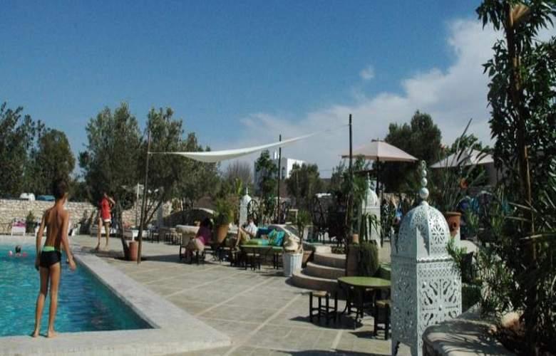 Les Jardins De Villa Maroc - Pool - 21
