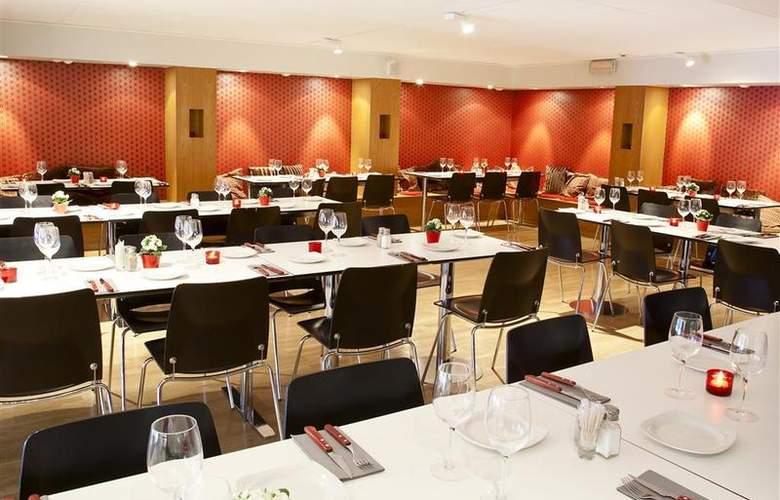 Best Western Plus Hotel Mektagonen - Restaurant - 80