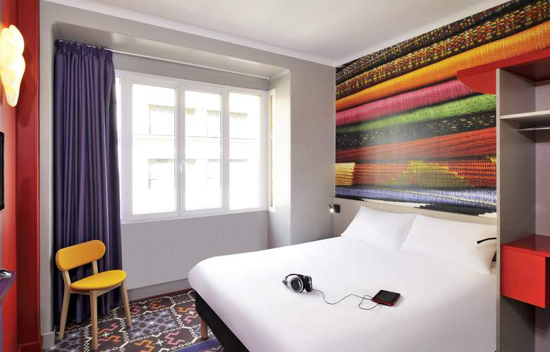ibis Styles Lille Centre Grand Place - Room - 4
