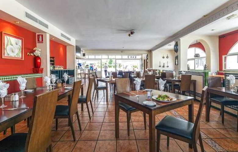 Sahara Sunset Club - Restaurant - 2