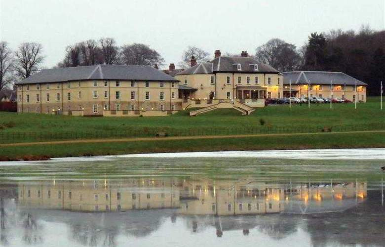 Best Western Hardwick Hall - Hotel - 10