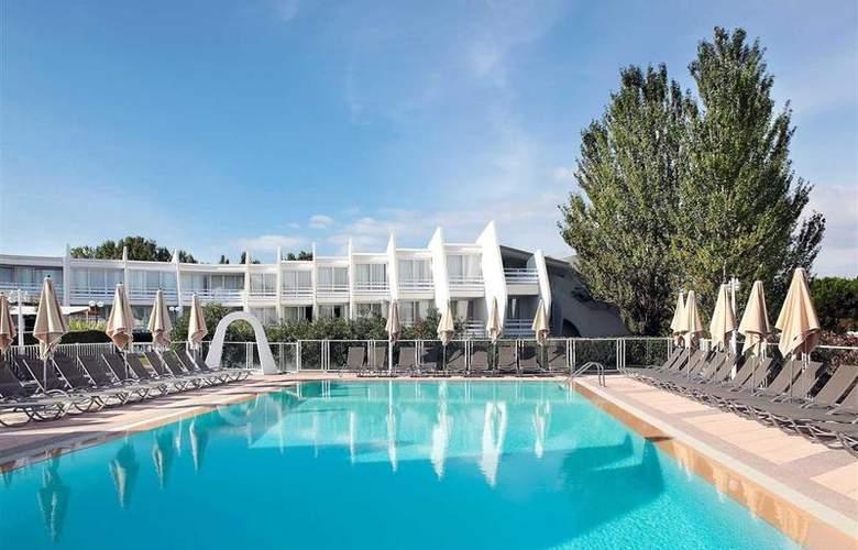 Novotel La Grande Motte - Hotel - 48