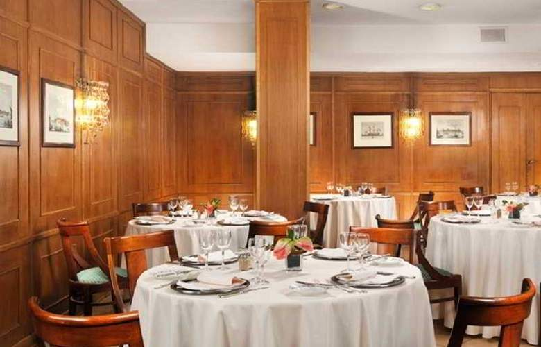 Hotel Beverly Hills - Roma - Restaurant - 7
