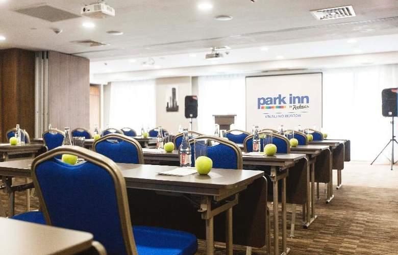 Park Inn by Radisson Izmailovo Moscow - Conference - 3