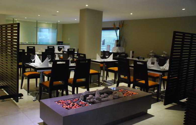 Sercotel Richmond Suites - Restaurant - 4