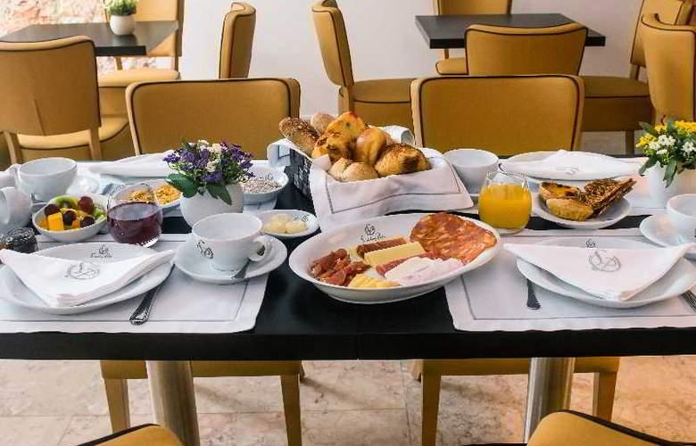Lisboa Prata Boutique Hotel - Restaurant - 3