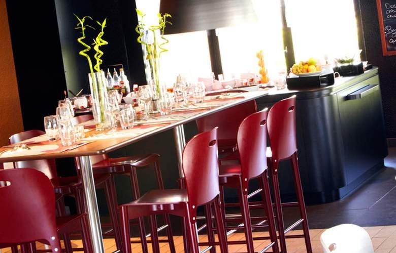 Campanile le Havre Nord Montivilliers - Restaurant - 10