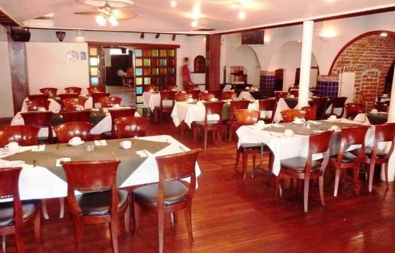 Best Western Hotel El Cid - Restaurant - 7