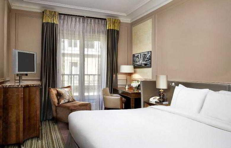 The Westin Paris - Room - 22