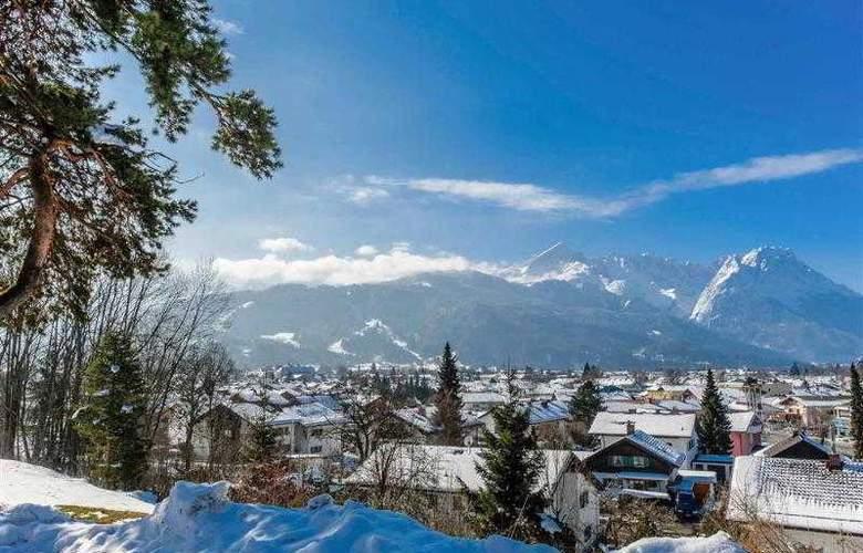 Mercure Garmisch-Partenkirchen - Hotel - 36
