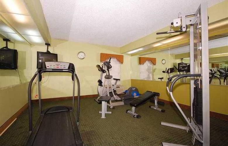 Best Western Southside Hotel & Suites - Hotel - 43