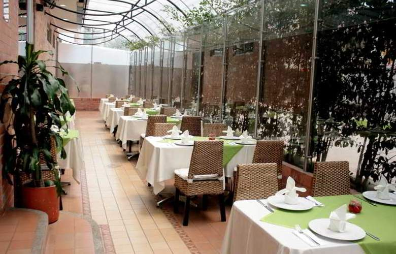Regency Boutique - Restaurant - 22