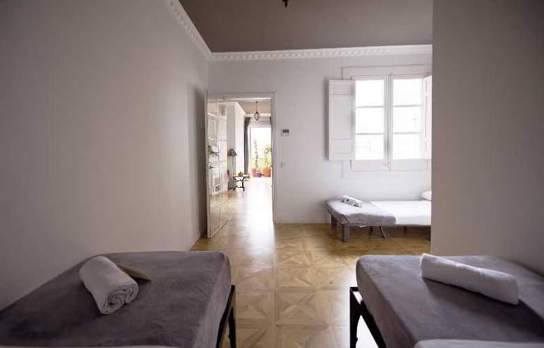 Barcelona Suites - Room - 34