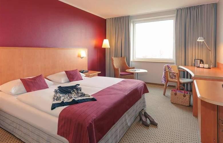 Mercure Duesseldorf Seestern - Room - 46