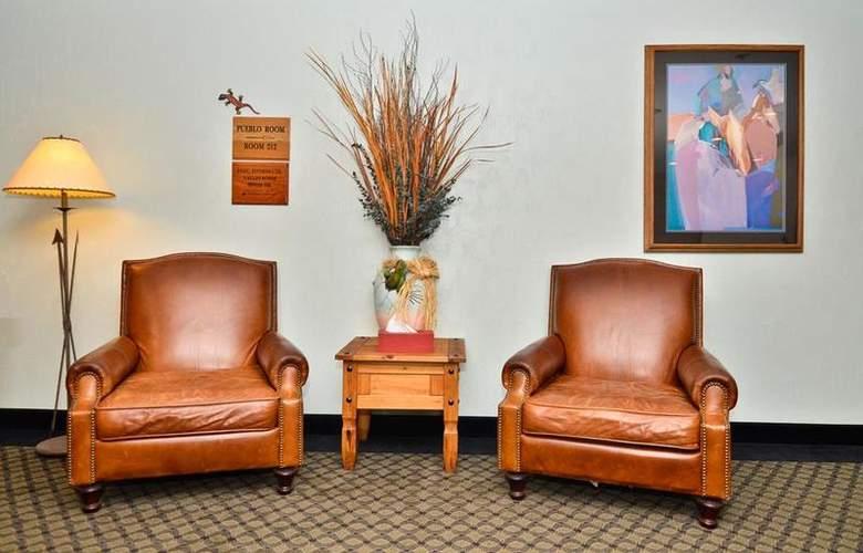 Best Western Saddleback Inn & Conference Center - Conference - 110