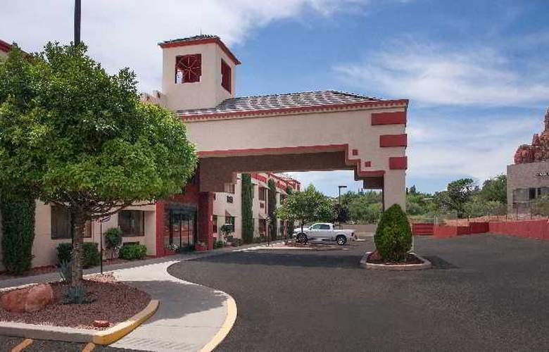 Holiday Inn Express Sedona Oak Creek - Hotel - 3