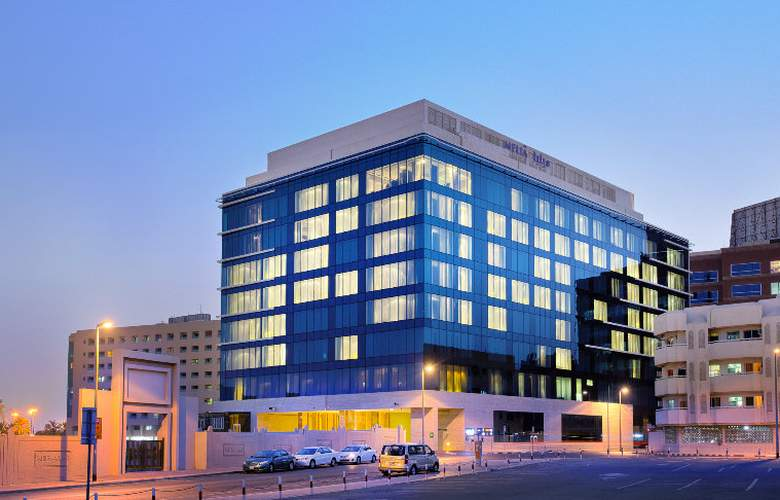 The Canvas Hotel Dubai MGallery By Sofitel - Hotel - 0