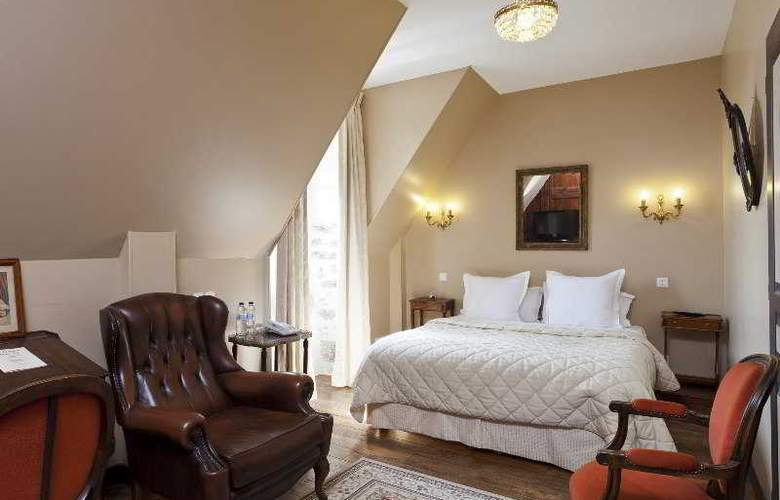 Chateau Hotel Du Colombier - Room - 3