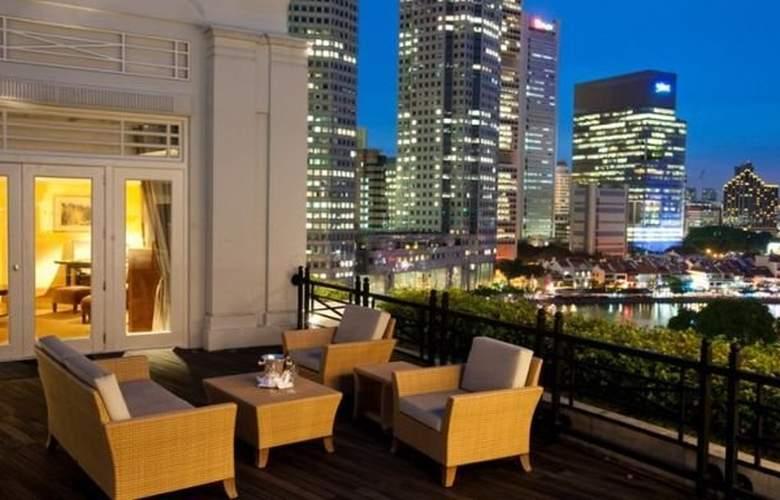 The Fullerton Singapore - Terrace - 13