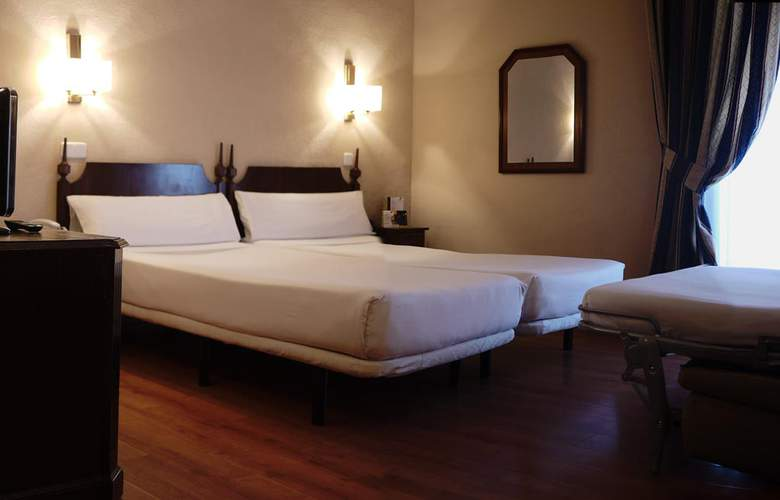 Atiram Oriente - Room - 11