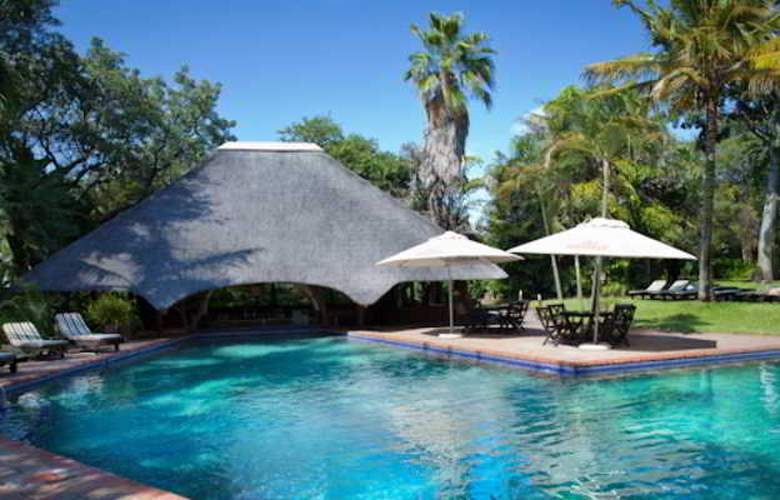 Sefapane Lodge - Pool - 3