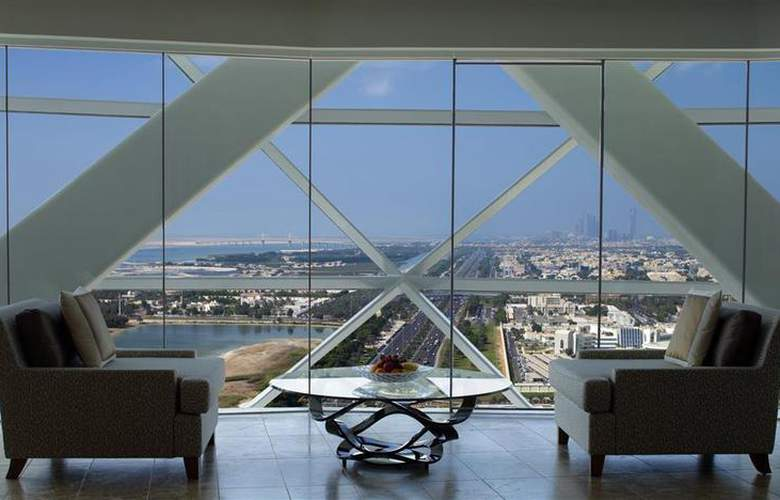 Andaz Capital Gate Abu Dhabi - a concept by Hyatt - Hotel - 11