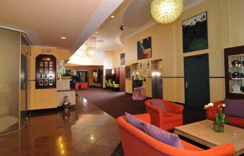 Best Western Leoso Hotel Leverkusen - Hotel - 44