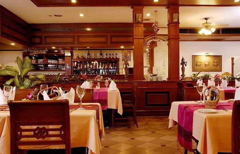 Baan Sukhothai Hotel & Spa - Restaurant - 10