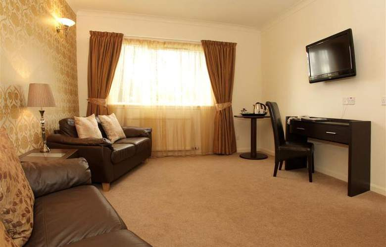 Best Western Invercarse - Room - 94