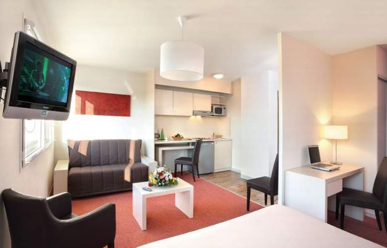 Appart'City Confort Montpellier Ovalie 1 - Room - 6