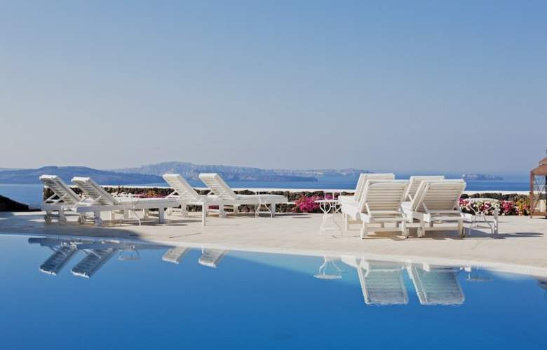 Canaves Oia Suites Apartments - Pool - 7