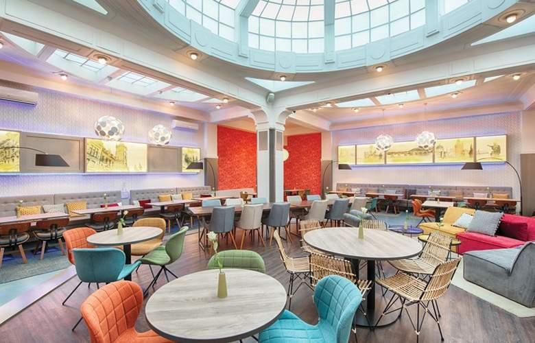 NYX Prague - Restaurant - 4