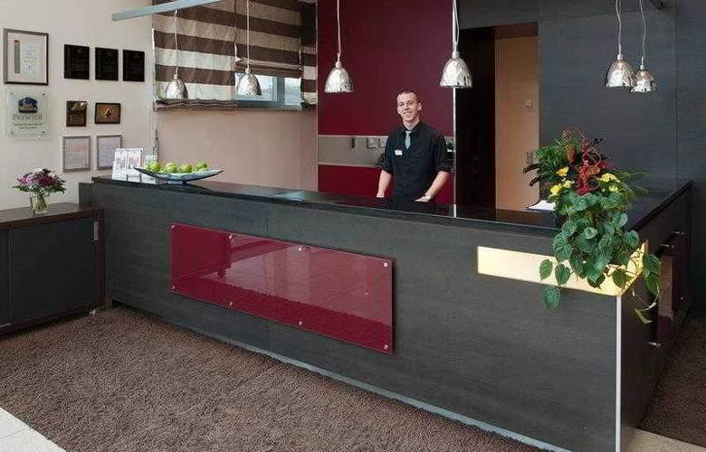 Best Western Premier Regensburg - Hotel - 1
