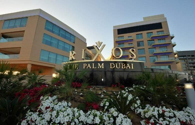Rixos The Palm Dubai - Hotel - 1