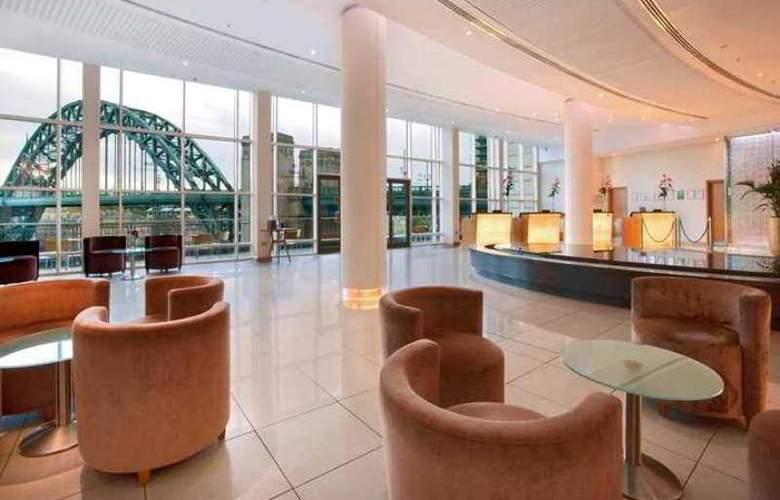 Hilton Newcastle Gateshead - Hotel - 16