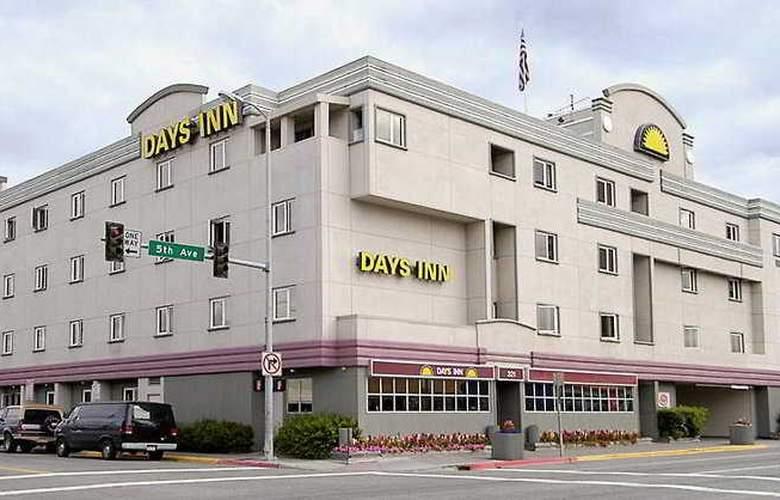 Days Inn Downtown Anchorage - Hotel - 0
