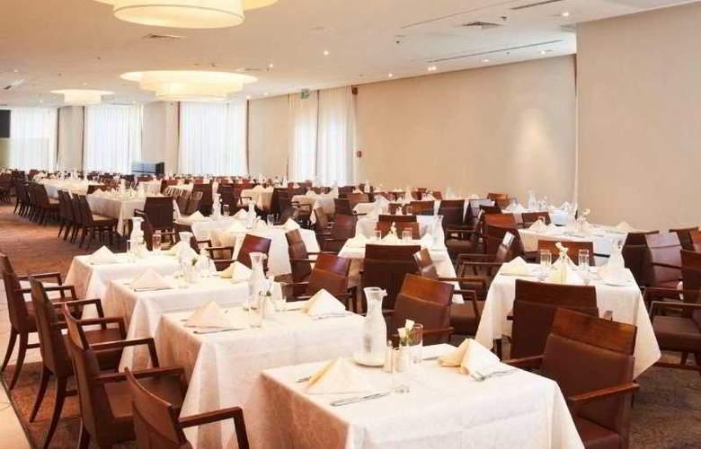 Crowne Plaza Jerusalem - Restaurant - 7